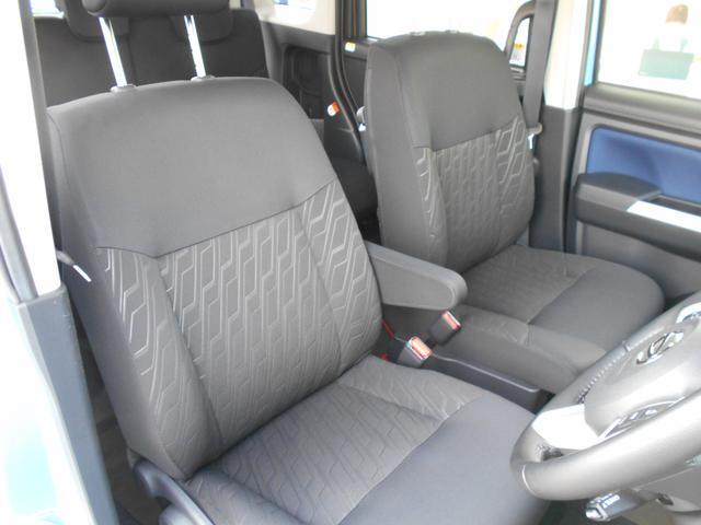 座り心地のいい運転席!