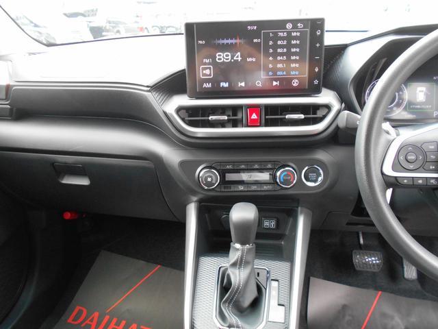 オートエアコンでいつも快適☆操作しやすいプッシュ式エアコンコントロールパネルを採用しています♪