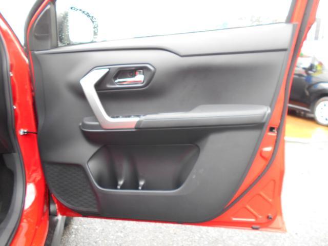 運転席ドアの内装です。