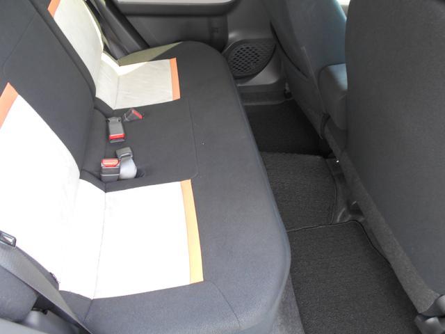 後部座席!別角度です。