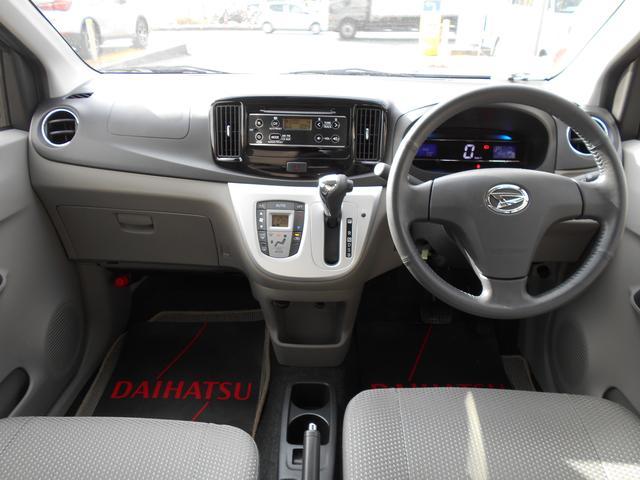 G SA CDチューナー カーペットマット バイザー アイドリングストップ スマートアシスト キーフリーシステム プッシュボタンエンジンスタート オートエアコン アルミホイール 運転席・助手席エアバッグ(2枚目)