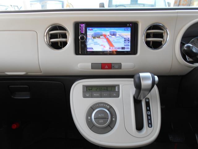 ココアプラスG ナビ カーペットマット バイザー バックカメラ 電動格納式ドアミラー オートエアコン ルーフレール フォグランプ キーフリーシステム パワステ パワーウインド 運転席・助手席エアバッグ(3枚目)
