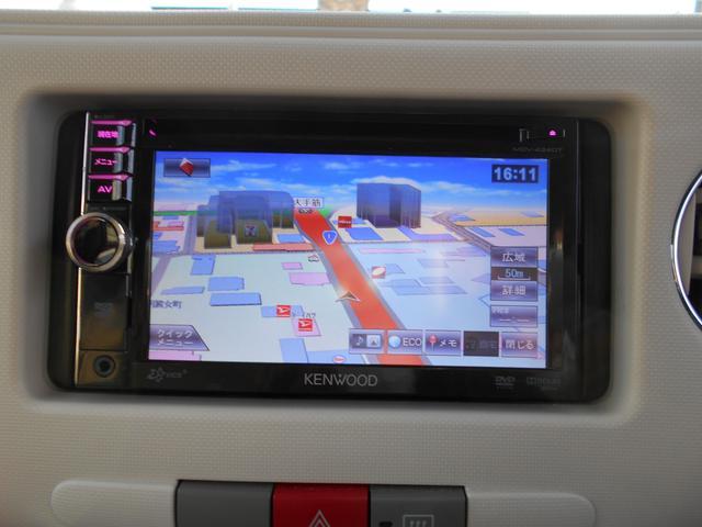 ココアプラスG ナビ カーペットマット バイザー バックカメラ 電動格納式ドアミラー オートエアコン ルーフレール フォグランプ キーフリーシステム パワステ パワーウインド 運転席・助手席エアバッグ(4枚目)