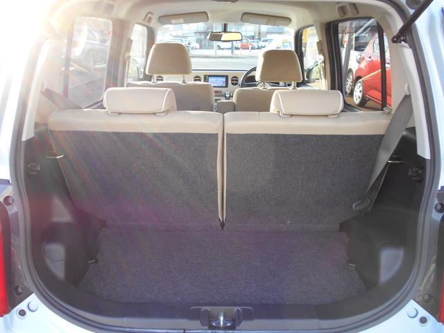 ココアプラスG ナビ カーペットマット バイザー バックカメラ 電動格納式ドアミラー オートエアコン ルーフレール フォグランプ キーフリーシステム パワステ パワーウインド 運転席・助手席エアバッグ(20枚目)