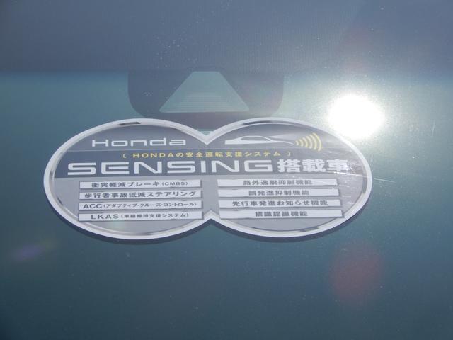 L ホンダセンシング 当社デモカーナビRカメラETCフルセグ(19枚目)