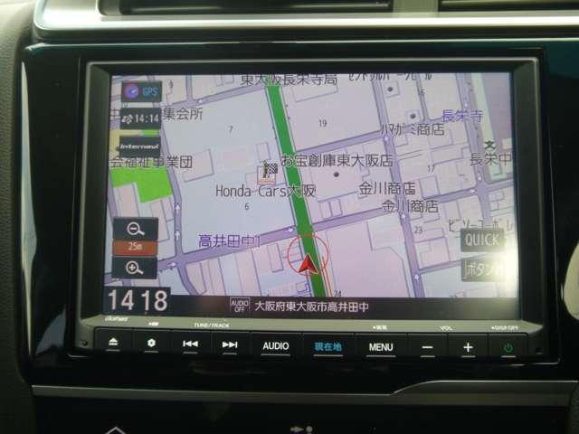 13G・L ホンダセンシング 当社デモカーナビRカメラETC(2枚目)