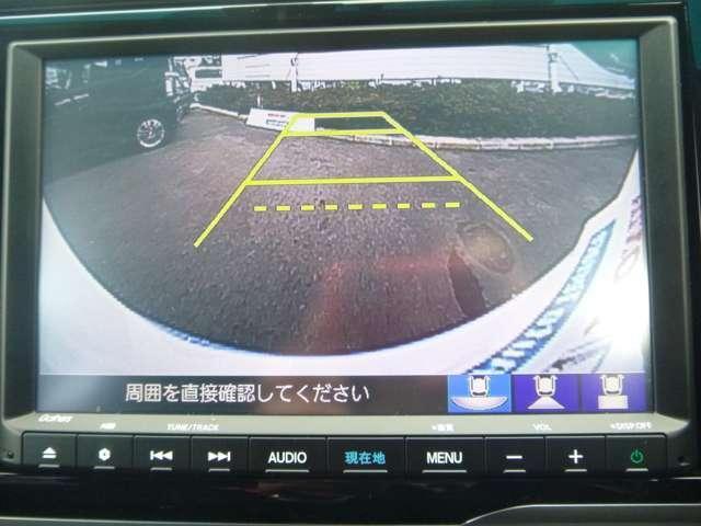 13G・L ホンダセンシング 当社デモカーナビRカメラETC(3枚目)
