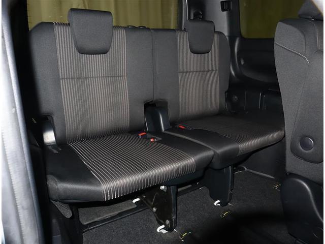 ZS 煌 フルセグ DVD再生 衝突被害軽減システム ETC 両側電動スライド LEDヘッドランプ ウオークスルー 乗車定員7人 3列シート ワンオーナー フルエアロ 記録簿 アイドリングストップ(7枚目)