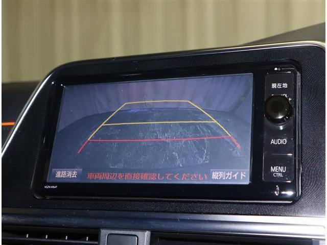 ハイブリッドG フルセグ DVD再生 バックカメラ 衝突被害軽減システム ETC ドラレコ 両側電動スライド ウオークスルー 乗車定員7人 3列シート ワンオーナー(10枚目)