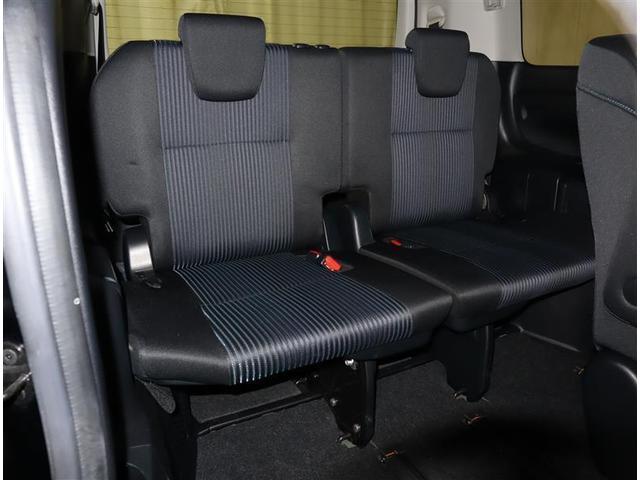 ハイブリッドZS 煌II 衝突被害軽減システム ETC 両側電動スライド LEDヘッドランプ 乗車定員7人 3列シート ワンオーナー フルエアロ(7枚目)