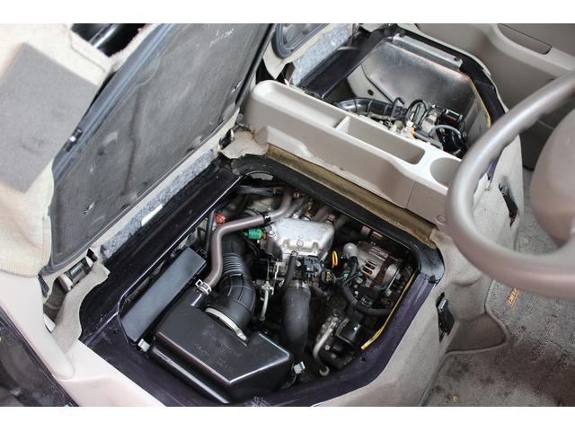 スズキ エブリイワゴン PZターボ パワースライドドア タイミングチェーン車