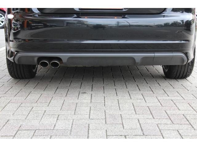 アウディ アウディ S3 スポーツバック マグネティックライド  黒革 Bモニター