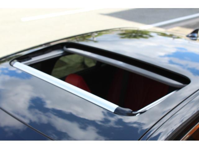 ベースグレード ワンオーナー下取り車 走行3.5万K 車検R5年1月 レッドレザーシート サンルーフ セーフティーシステム(20枚目)