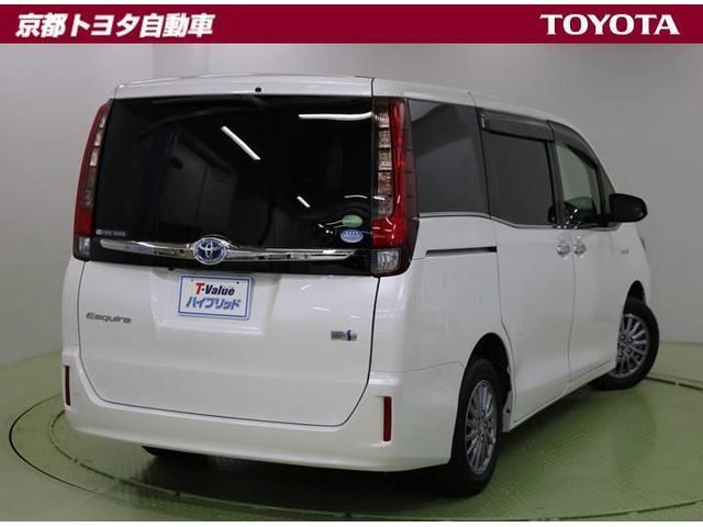 トヨタ エスクァイア Xi SDナビ バックモニター フルセグTV 後席モニター