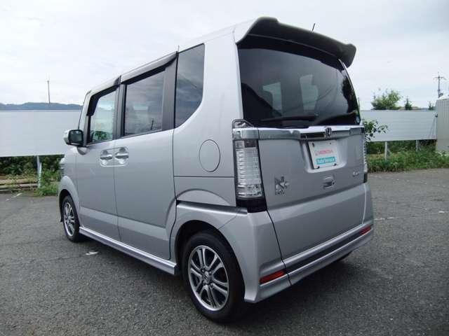 ホンダ N BOX+カスタム G 純正CD 車椅子仕様車 ETC