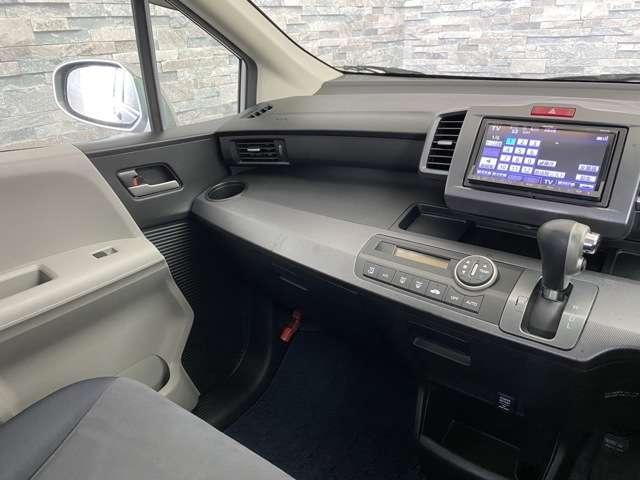 X車椅子仕様車 外品ナビ 福祉車両 福祉車両 車椅子仕様車(9枚目)