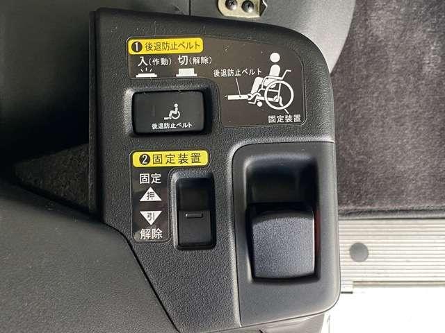 X車椅子仕様車 外品ナビ 福祉車両 福祉車両 車椅子仕様車(16枚目)