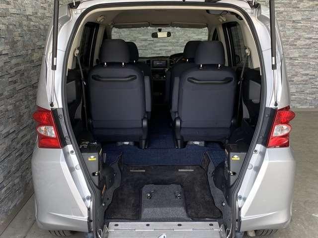 X車椅子仕様車 外品ナビ 福祉車両 福祉車両 車椅子仕様車(18枚目)