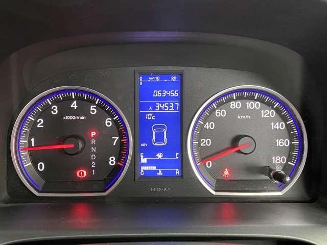 スッキリとしたメーターで、速度確認や、電子パネルでの燃料確認も容易に出来ます。