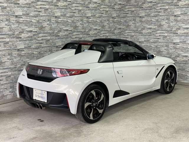 「ホンダ」「S660」「オープンカー」「和歌山県」の中古車7