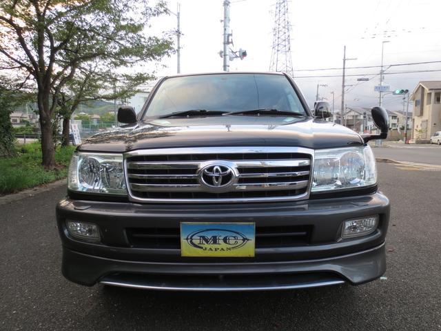 「トヨタ」「ランドクルーザー100」「SUV・クロカン」「京都府」の中古車2