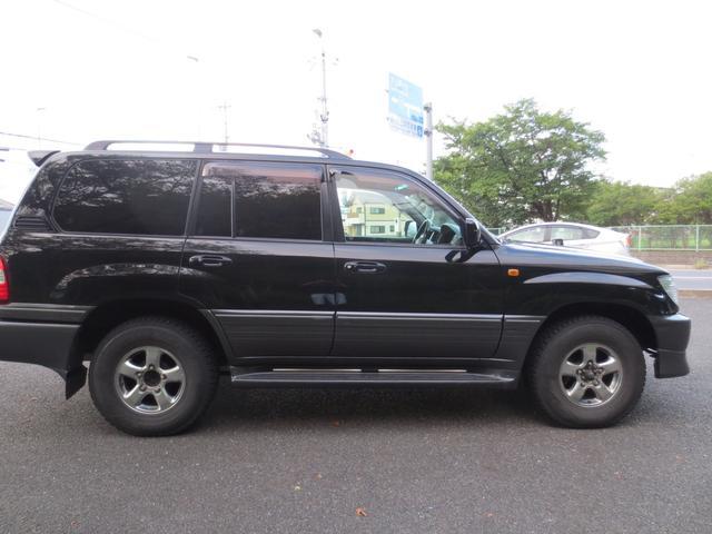 「トヨタ」「ランドクルーザー100」「SUV・クロカン」「京都府」の中古車4