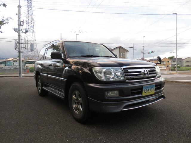 「トヨタ」「ランドクルーザー100」「SUV・クロカン」「京都府」の中古車6
