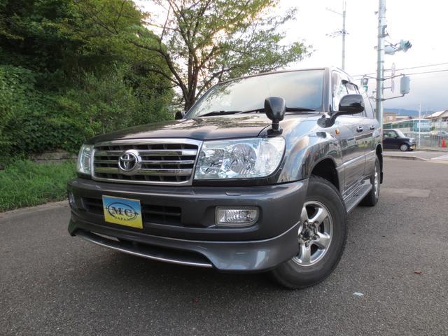 「トヨタ」「ランドクルーザー100」「SUV・クロカン」「京都府」の中古車7
