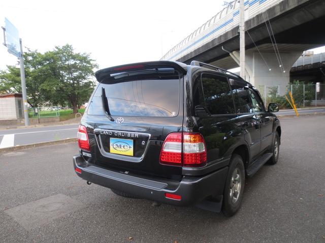 「トヨタ」「ランドクルーザー100」「SUV・クロカン」「京都府」の中古車8