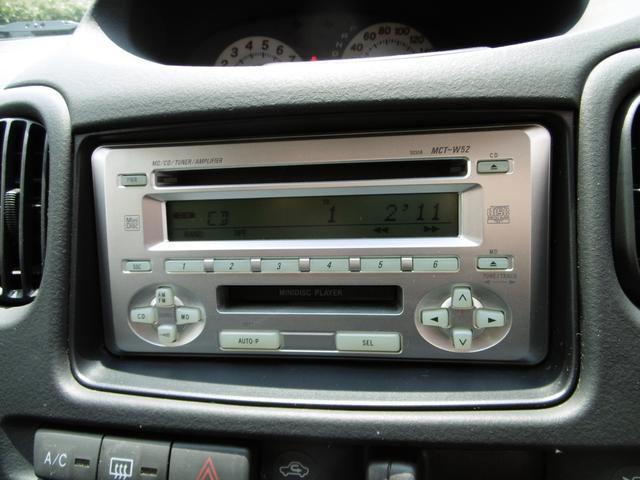トヨタ ファンカーゴ X ユーザー買取車 Wエアバック ABS