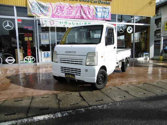 スズキ キャリイトラック エアコン 5速 2WD