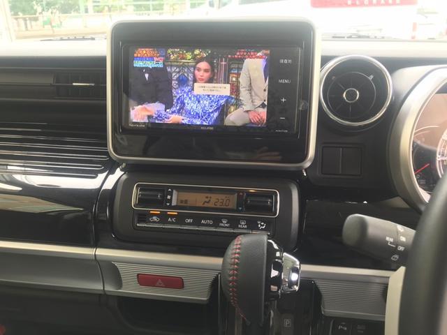 ハイブリッドXSターボ SDナビフルセグTV 衝撃被害軽減ブレーキ 両側電動スライドドア パドルシフト オートエアコン シートヒーター ETC ワンオーナー(11枚目)