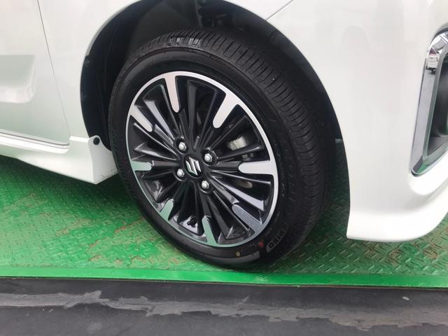 ハイブリッドXSターボ SDナビフルセグTV 衝撃被害軽減ブレーキ 両側電動スライドドア パドルシフト オートエアコン シートヒーター ETC ワンオーナー(28枚目)
