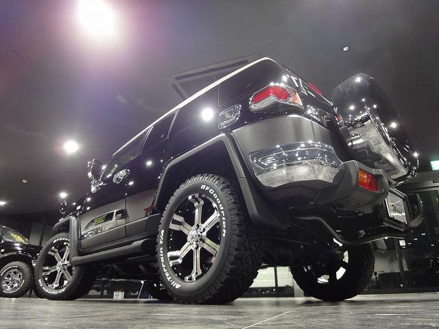 トヨタ FJクルーザー ベースグレード LAスタイル 新品20AW