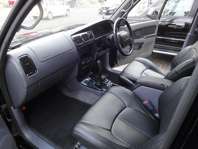 トヨタ ハイラックスサーフ SSR-V BKスタイル 新品16AW マフラー リフトUP