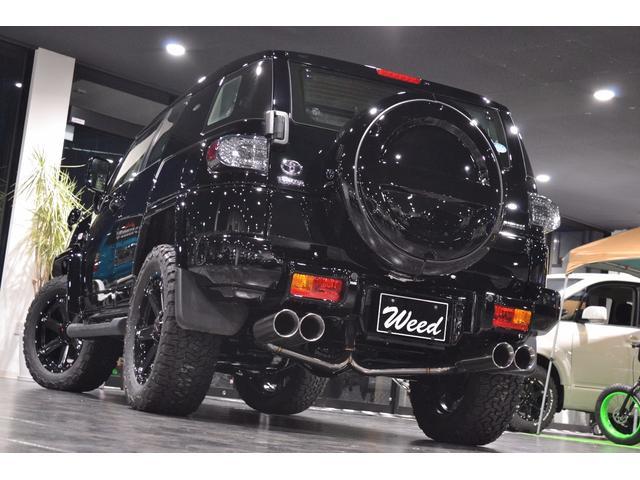 トヨタ FJクルーザー BKスタイルII ALL BLACK仕様 専用20AW