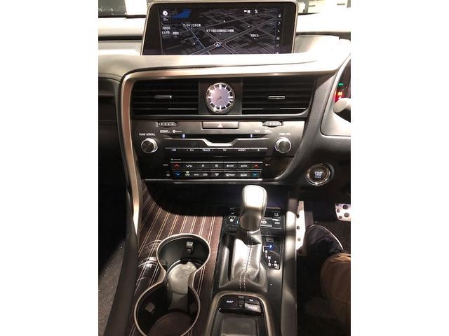 RX200t Fスポーツ 4WD 22インチAW(17枚目)