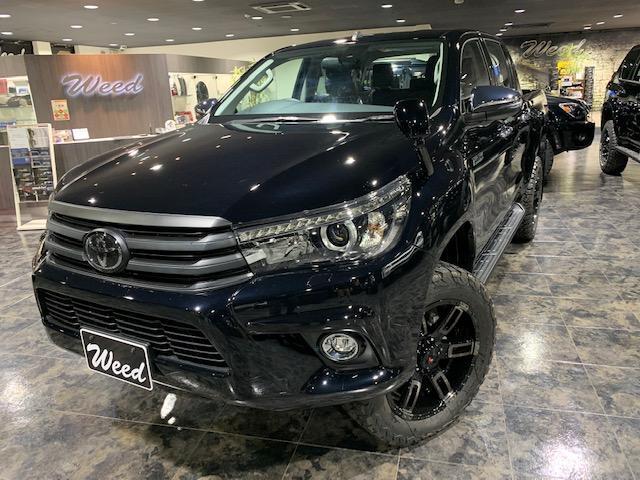 「トヨタ」「ハイラックス」「SUV・クロカン」「兵庫県」の中古車4