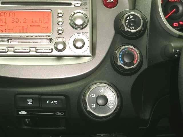 ホンダ フィット 1.3G CD/MD ETC キーレス