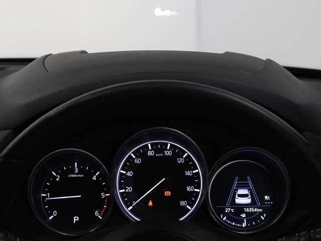 2.2 XD Lパッケージ ディーゼルターボ マツダ認定中古車  サポカー 衝突被害軽減ブレーキ マツダコネクトメモリーナビ 360度カメラ リアシートモニター ホワイトレザーシート 3列6人乗り(7枚目)