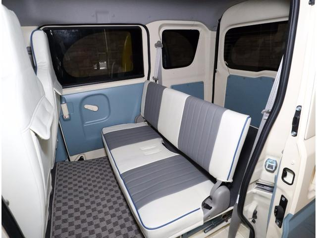 スズキ エブリイ PCキャルルックカールートライダーバス仕様タイプIIロコバス