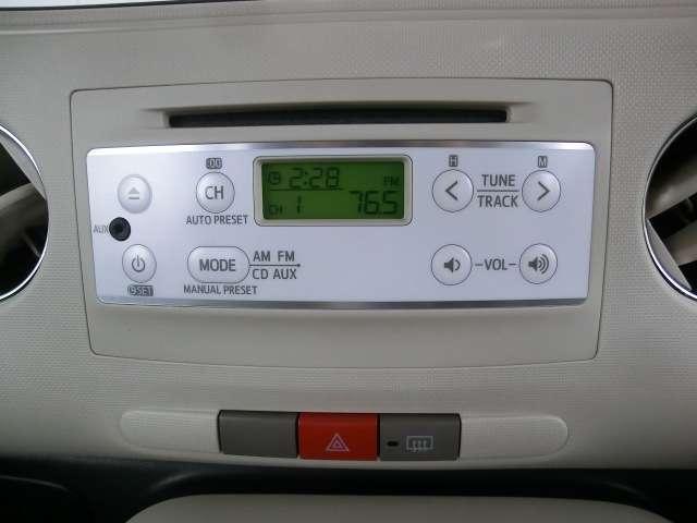 ダイハツ ミラココア 660 プラス X スペシャルコーデ CD・キーレス