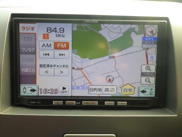 660 XSスペシャル ナビ・TV・ETC(13枚目)