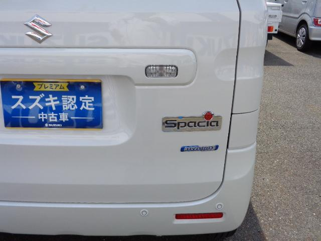 HYBRID G 衝突被害軽減ブレーキ・元試乗車(58枚目)