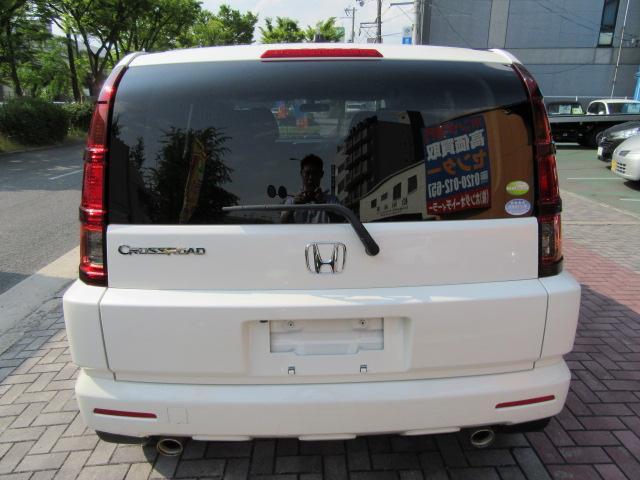 「ホンダ」「クロスロード」「SUV・クロカン」「大阪府」の中古車7