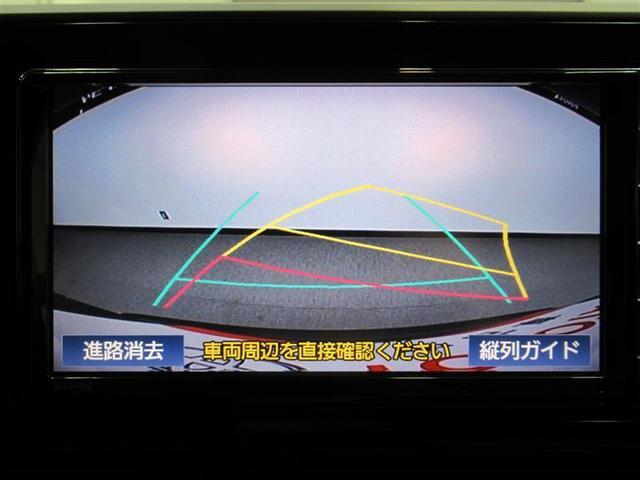 バックモニターはステアリング連動で使いやすく見やすいタイプ!障害物との距離感や白線など全てにおいて見やすいです!