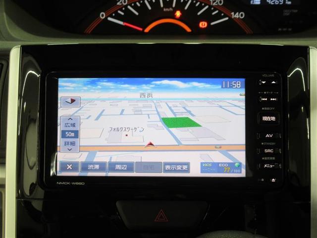 Xターボ SAII 4WD ワンセグ メモリーナビ ミュージックプレイヤー接続可 バックカメラ 衝突被害軽減システム ETC 両側電動スライド アイドリングストップ(6枚目)