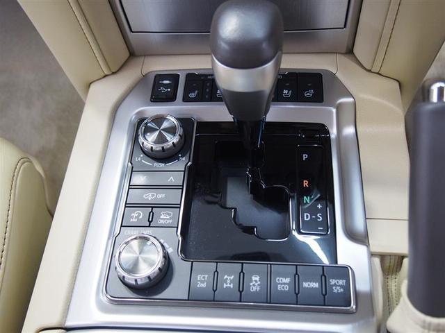 トヨタ ランドクルーザー ZX メモリーナビ