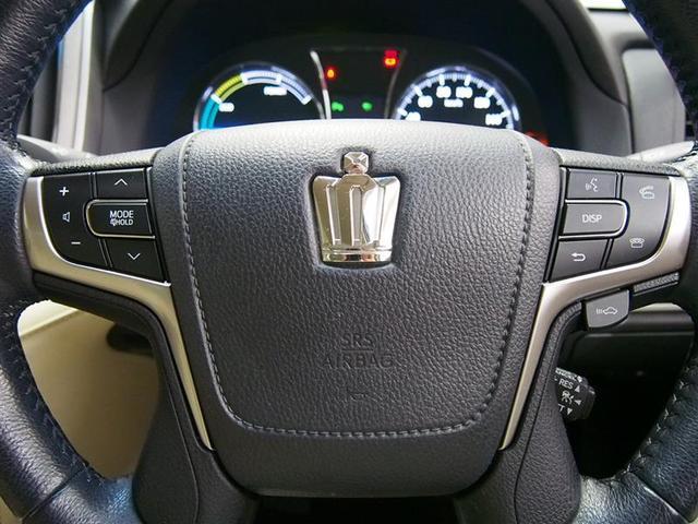 トヨタ クラウンハイブリッド ロイヤルサルーンG HDDナビ バックモニター ETC