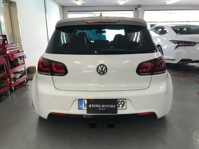 フォルクスワーゲン VW ゴルフ R